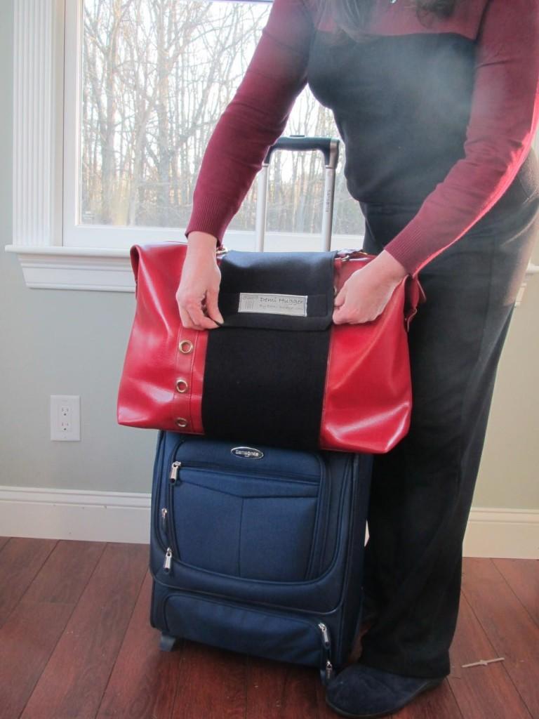 Luggage Strap - Demo Hugger